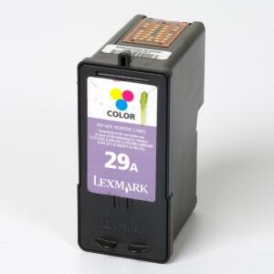 Auf dem Bild sehen Sie den Artikel 18C1529 von Lexmark. Dieses Tintenpatrone Modell eignet sich für die Wiederaufbereitung und wird daher zum Recycling angekauft.