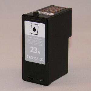 Auf dem Bild sehen Sie den Artikel 18C1623 von Lexmark. Dieses Tintenpatrone Modell eignet sich für die Wiederaufbereitung und wird daher zum Recycling angekauft.