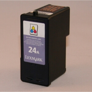 Lexmark made the Tintenpatrone type 18C1624