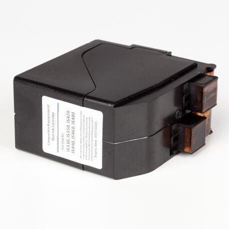 Auf dem Bild sehen Sie den Artikel 4135561A von Neopost. Dieses Tintenpatrone Modell eignet sich für das Recycling und wird daher angekauft.