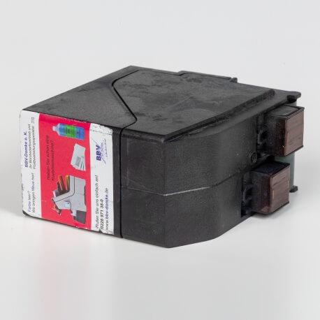 Auf dem Bild sehen Sie den Artikel4139527G von Neopost. Dieses Tintenpatrone Modell eignet sich für das Recycling und wird daher angekauft.