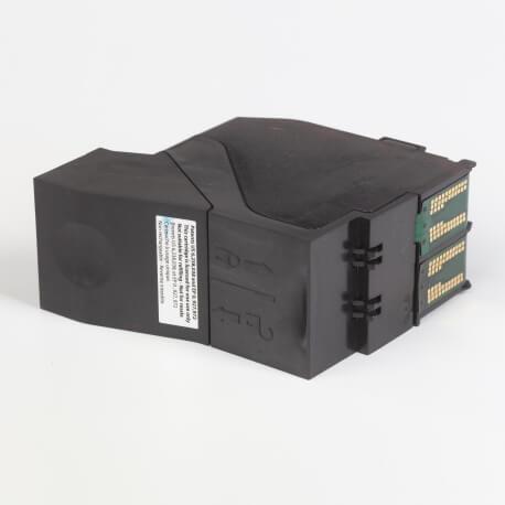 Auf dem Bild sehen Sie den Artikel4139552H von Neopost. Dieses Tintenpatrone Modell eignet sich für die Wiederaufbereitung und wird daher zum Recycling angekauft.