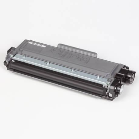 Auf dem Bild sehen Sie den ArtikelTN-2310 von Brother. Dieses Toner Modell eignet sich für die Wiederaufbereitung und wird daher zum Recycling angekauft.