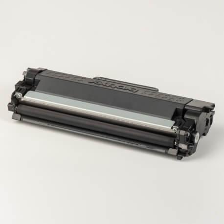 Auf dem Bild sehen Sie den ArtikelTN-2410 von Brother. Dieses Toner Modell eignet sich für die Wiederaufbereitung und wird daher zum Recycling angekauft.