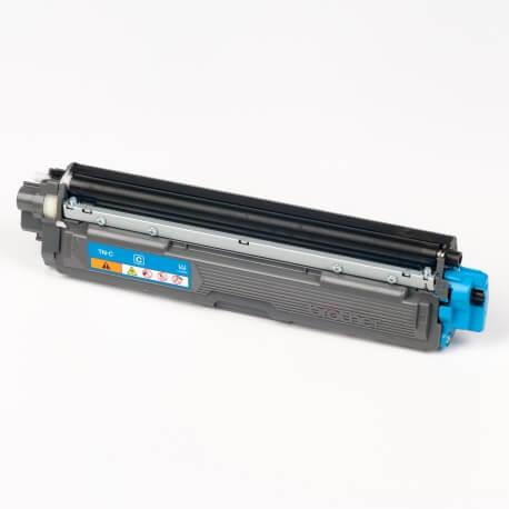 Auf dem Bild sehen Sie den ArtikelTN-242 Starter von Brother. Dieses Toner Modell eignet sich für die Wiederaufbereitung und wird daher zum Recycling angekauft.
