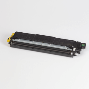 Auf dem Bild sehen Sie den Artikel TN-243 Starter von Brother. Dieses Toner Modell eignet sich für die Wiederaufbereitung und wird daher zum Recycling angekauft.