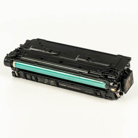 Auf dem Bild sehen Sie den ArtikelCartridge 040 von Canon. Dieses Toner Modell eignet sich für die Wiederaufbereitung und wird daher zum Recycling angekauft.