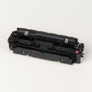 Auf dem Bild sehen Sie den Artikel Cartridge 046H von Canon. Dieses Toner Modell eignet sich für die Wiederaufbereitung und wird daher zum Recycling angekauft.