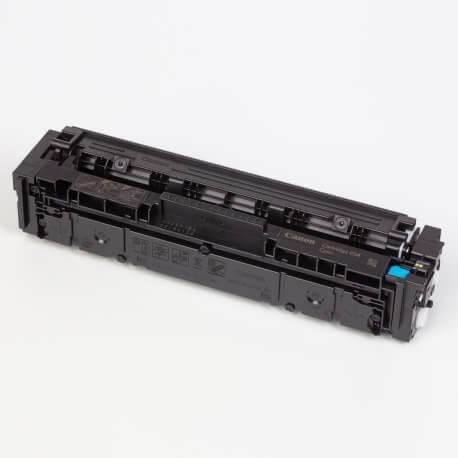 Auf dem Bild sehen Sie den ArtikelCartridge 054 von Canon. Dieses Toner Modell eignet sich für die Wiederaufbereitung und wird daher zum Recycling angekauft.