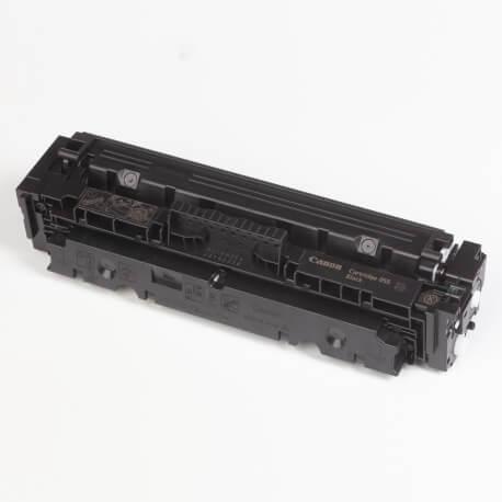 Auf dem Bild sehen Sie den ArtikelCartridge 055 von Canon. Dieses Toner Modell eignet sich für die Wiederaufbereitung und wird daher zum Recycling angekauft.
