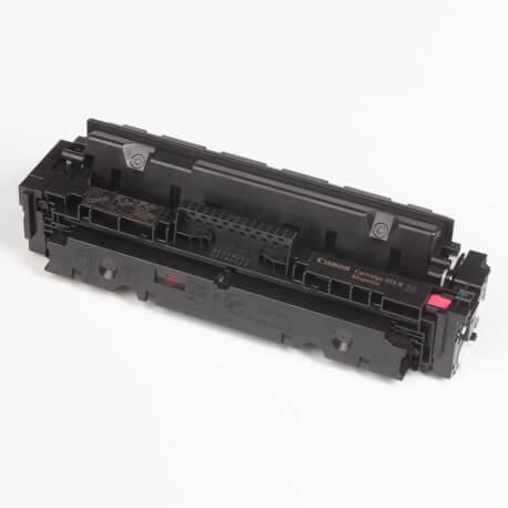 Auf dem Bild sehen Sie den ArtikelCartridge 055H von Canon. Dieses Toner Modell eignet sich für die Wiederaufbereitung und wird daher zum Recycling angekauft.