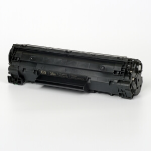 Hewlett-Packard made the Toner type CB436A