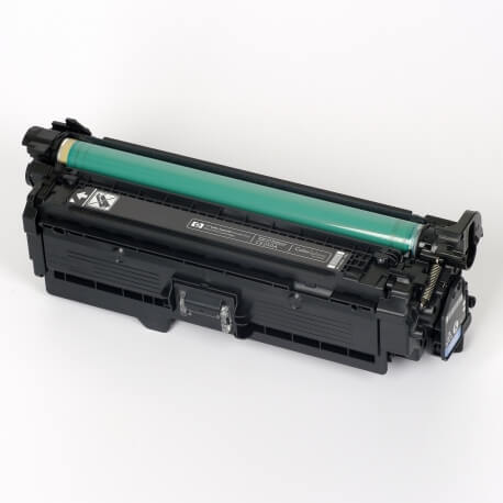 Hewlett-Packard made the Toner type CE250A-53A