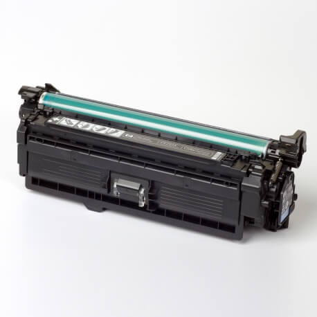 Hewlett-Packard made the Toner type CE250X