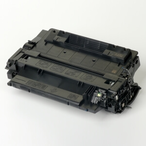 Hewlett-Packard made the Toner type CE255A