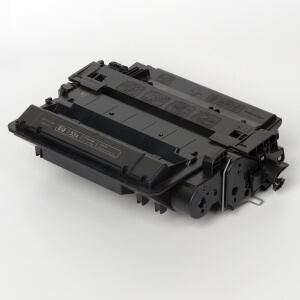 Hewlett-Packard made the Toner type CE255X