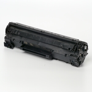 Hewlett-Packard made the Toner type CE278A