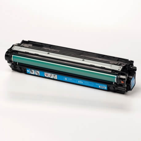 Hewlett-Packard made the Toner type CE340A-43A