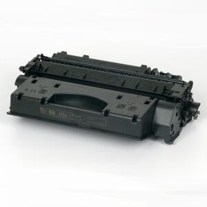 Hewlett-Packard made the Toner type CE505X