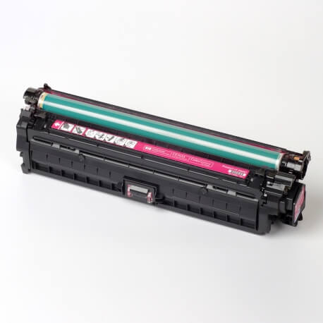 Hewlett-Packard made the Toner type CE740A-43A
