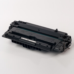 Hewlett-Packard made the Toner type CF214A
