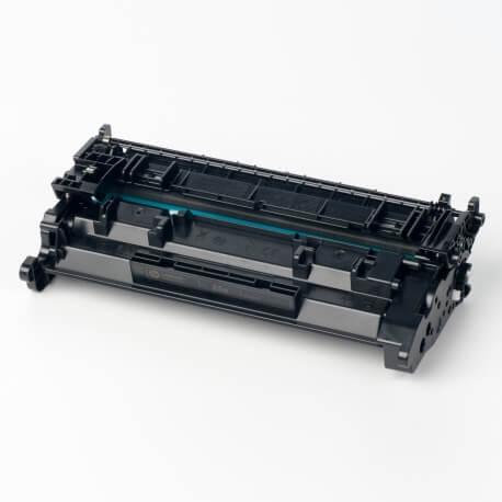 Auf dem Bild sehen Sie den ArtikelCF226A von Hewlett-Packard. Dieses Toner Modell eignet sich für die Wiederaufbereitung und wird daher zum Recycling angekauft.