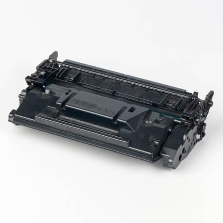 Auf dem Bild sehen Sie den ArtikelCF226X von Hewlett-Packard. Dieses Toner Modell eignet sich für die Wiederaufbereitung und wird daher zum Recycling angekauft.
