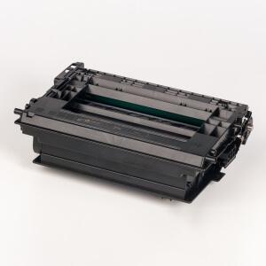 Auf dem Bild sehen Sie den Artikel CF237X von Hewlett-Packard. Dieses Toner Modell eignet sich für die Wiederaufbereitung und wird daher zum Recycling angekauft.