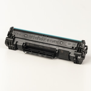 Hewlett-Packard made the Toner type CF244A Introductory