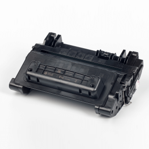 Hewlett-Packard made the Toner type CF281A
