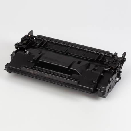 Auf dem Bild sehen Sie den ArtikelCF289X von Hewlett-Packard. Dieses Toner Modell eignet sich für die Wiederaufbereitung und wird daher zum Recycling angekauft.