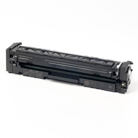 Auf dem Bild sehen Sie den ArtikelCF400X-03X von Hewlett-Packard. Dieses Toner Modell eignet sich für die Wiederaufbereitung und wird daher zum Recycling angekauft.