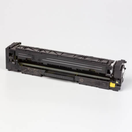 Auf dem Bild sehen Sie den ArtikelCF400A-03A Introductory von Hewlett-Packard. Dieses Toner Modell eignet sich für die Wiederaufbereitung und wird daher zum Recycling angekauft.