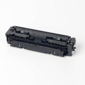 Auf dem Bild sehen Sie den Artikel CF410A-13A von Hewlett-Packard. Dieses Toner Modell eignet sich für die Wiederaufbereitung und wird daher zum Recycling angekauft.