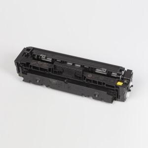 Auf dem Bild sehen Sie den Artikel CF410A-13A Starter von Hewlett-Packard. Dieses Toner Modell eignet sich für die Wiederaufbereitung und wird daher zum Recycling angekauft.