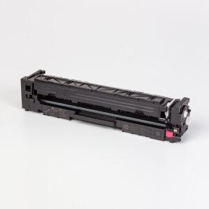 Auf dem Bild sehen Sie den Artikel CF540A-43A Starter von Hewlett-Packard. Dieses Toner Modell eignet sich für die Wiederaufbereitung und wird daher zum Recycling angekauft.