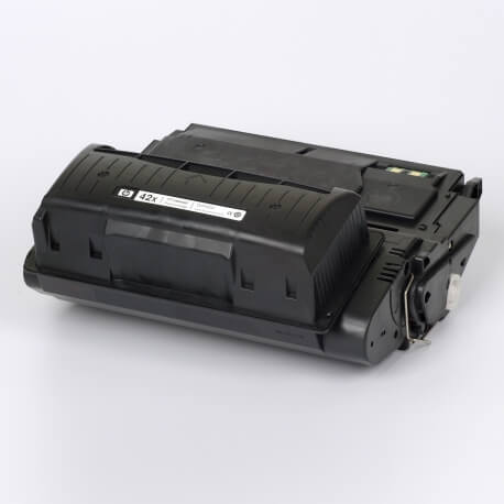 Hewlett-Packard made the Toner type Q5942X
