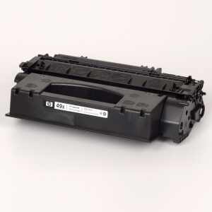 Hewlett-Packard made the Toner type Q5949X