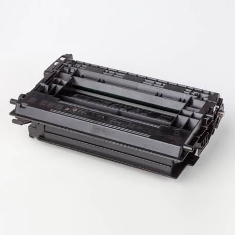 Auf dem Bild sehen Sie den ArtikelW1470A von Hewlett-Packard. Dieses Toner Modell eignet sich für die Wiederaufbereitung und wird daher zum Recycling angekauft.