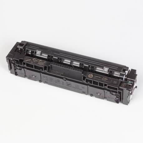 Auf dem Bild sehen Sie den ArtikelW2410A-13A von Hewlett-Packard. Dieses Toner Modell eignet sich für die Wiederaufbereitung und wird daher zum Recycling angekauft.