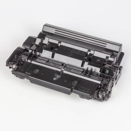 Auf dem Bild sehen Sie den ArtikelW9008MC von Hewlett-Packard. Dieses Toner Modell eignet sich für die Wiederaufbereitung und wird daher zum Recycling angekauft.