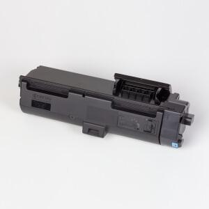Auf dem Bild sehen Sie den Artikel TK-1160 Starter von Kyocera/Mita. Dieses Toner Modell eignet sich für die Wiederaufbereitung und wird daher zum Recycling angekauft.