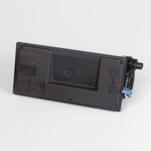 Auf dem Bild sehen Sie den Artikel TK-3060 von Kyocera/Mita. Dieses Toner Modell eignet sich für die Wiederaufbereitung und wird daher zum Recycling angekauft.