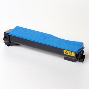 Auf dem Bild sehen Sie den Artikel TK-540 von Kyocera/Mita. Dieses Toner Modell eignet sich für die Wiederaufbereitung und wird daher zum Recycling angekauft.