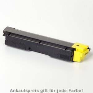 Auf dem Bild sehen Sie den Artikel TK-590 von Kyocera/Mita. Dieses Toner Modell eignet sich für die Wiederaufbereitung und wird daher zum Recycling angekauft.