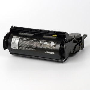 Lexmark made the Toner type 12A7460/62/65