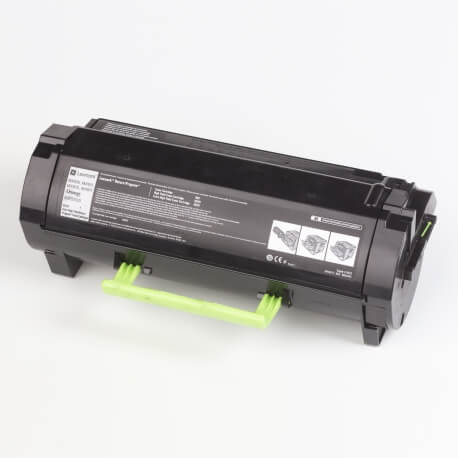 Lexmark made the Toner type 60F2H00/0E