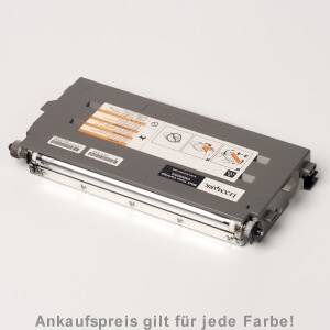 Lexmark made the Toner type C500S2CG-KG