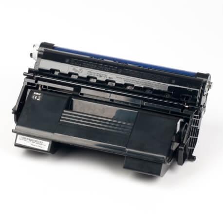 Auf dem Bild sehen Sie den Artikel01279001 von OKI. Dieses Toner Modell eignet sich für die Wiederaufbereitung und wird daher zum Recycling angekauft.