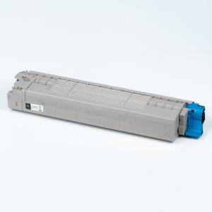 Auf dem Bild sehen Sie den Artikel 44844613-616 von OKI. Dieses Toner Modell eignet sich für die Wiederaufbereitung und wird daher zum Recycling angekauft.